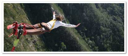 Bungy Jumping & Bridge Walk Tsitsikamma