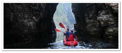 Canoeing Kayaking Garden Route