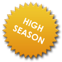 "Orange ""high season rates"""