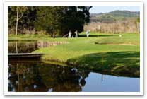 Knysna Golf Club Western Cape