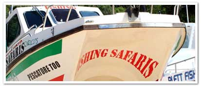 Deep Sea Fishing Safaris Plettenberg Bay